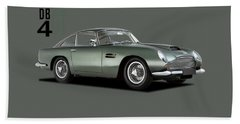 The Db4gt Hand Towel