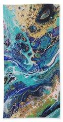 The Deep Blue Sea Hand Towel