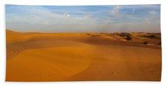 The Desert  Hand Towel by Jouko Lehto