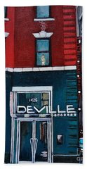 The Deville Bath Towel