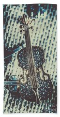 The Diamond Symphony Hand Towel