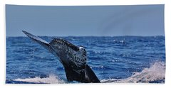 The Dive Bath Towel by Sheila Ping