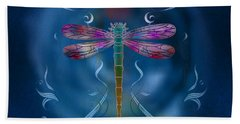The Dragonfly Effect Hand Towel