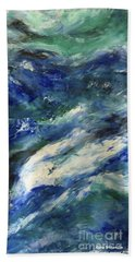 The Elements Water #4 Hand Towel