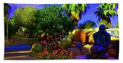 The Enchanted Walk Bath Towel by Sherri's Of Palm Springs