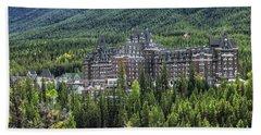 The Fairmont Banff Springs Hand Towel