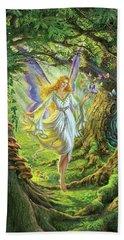 The Fairy Queen Hand Towel