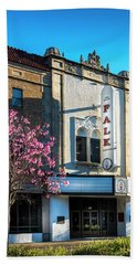 The Falk Theater Bath Towel