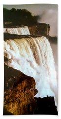 The Falls Bath Towel