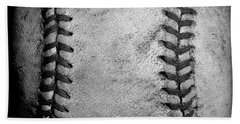 Bath Towel featuring the photograph The Fastball by David Patterson