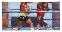 The Favor - Rocky 3 Hand Towel