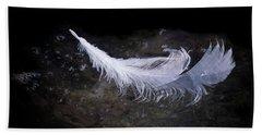 The Feather Bath Towel