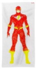 The Flash - Da Hand Towel