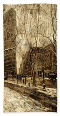 The Flatiron Building 1 Hand Towel