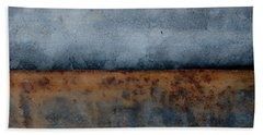 Bath Towel featuring the photograph The Fog Rolls In by Jani Freimann