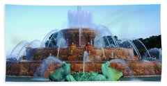 the Fountain Bath Towel