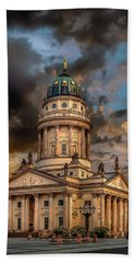 The French Church 3 Hand Towel