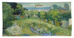 The Garden Of Daubigny Hand Towel