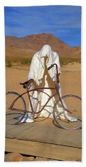 The Ghost Rider Bath Towel