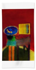 The Girl In The Mirror 2 Hand Towel