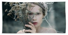 The Glance. Prickle Tenderness Hand Towel