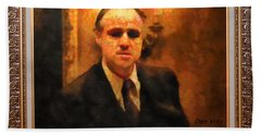 The Godfather Hand Towel