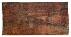 Hand Towel featuring the photograph The Grand Canyon From The North Rim 3 by Frank Madia