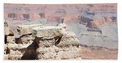 The Grand Canyon Bath Towel