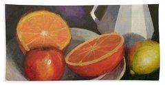 The Grapfruit Hand Towel