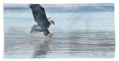 The Great American Bald Eagle 2016-15 Bath Towel