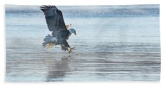 The Great American Bald Eagle 2016-15 Bath Towel