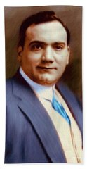 The Great Enrico Caruso Hand Towel