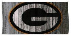 The Green Bay Packers 7f    Bath Towel