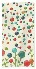 The Gumdrop Garden Bath Towel
