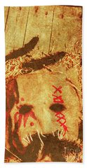 The Harvester Hand Towel