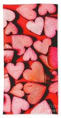 The Heart Of Decor Hand Towel