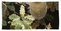 The Hedgehog Hand Towel