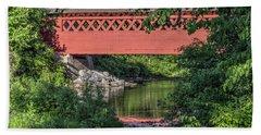 The Henry Bridge Hand Towel