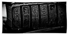 The Holy Bible Bath Towel