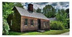 The John Wells House In Wells Maine Bath Towel