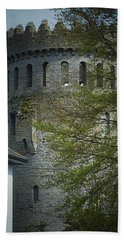 The Keep At Nenagh Castle Ireland Hand Towel