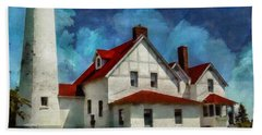 The Keeper's House 2015 Bath Towel