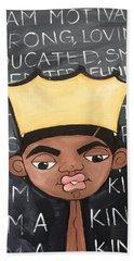 The King Hand Towel