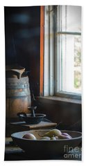 The Kitchen Window Bath Towel
