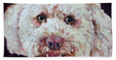 The Labradoodle Hand Towel