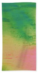 The Lake Hand Towel by Bill OConnor