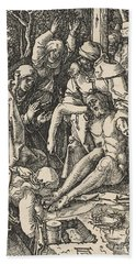 The Lamentation, From The Small Passion Hand Towel