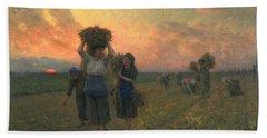 The Last Gleanings Hand Towel