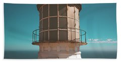 The Lighthouse Bath Towel