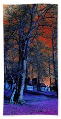 The Long Walk Home Bath Towel